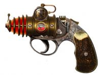 Steampunk Pistol<br>The Cod Disruptor